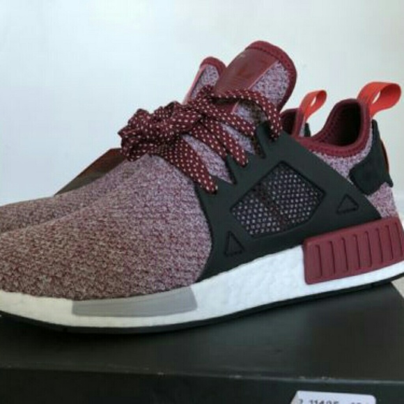 quality design cb8d7 b7d5f Adidas NMD_XR1 Maroon UK and Europe Footlocker Exc NWT